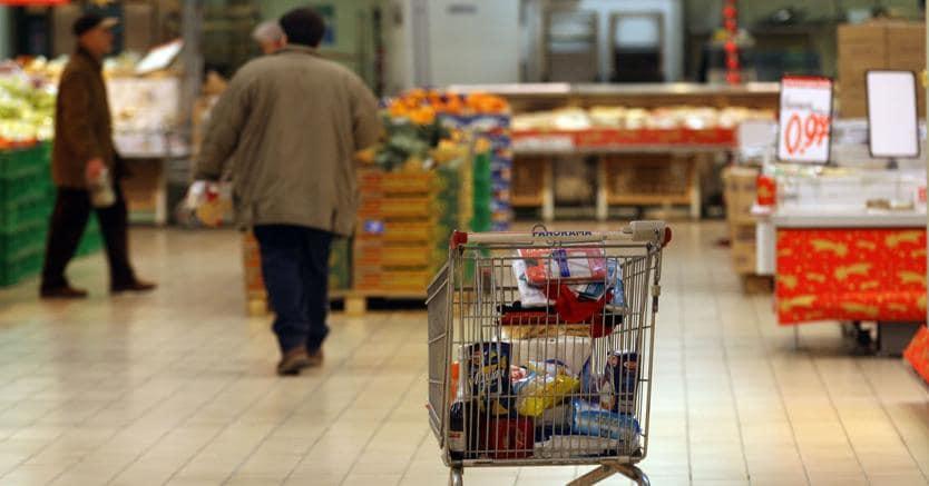 Istat: prezzi al consumo tornano a salire dopo sette mesi