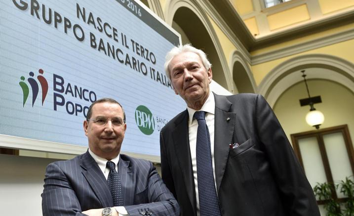 Fusione Bpm-Banco Popolare: titoli volano. Cosa aspettarsi dalle assemblee?