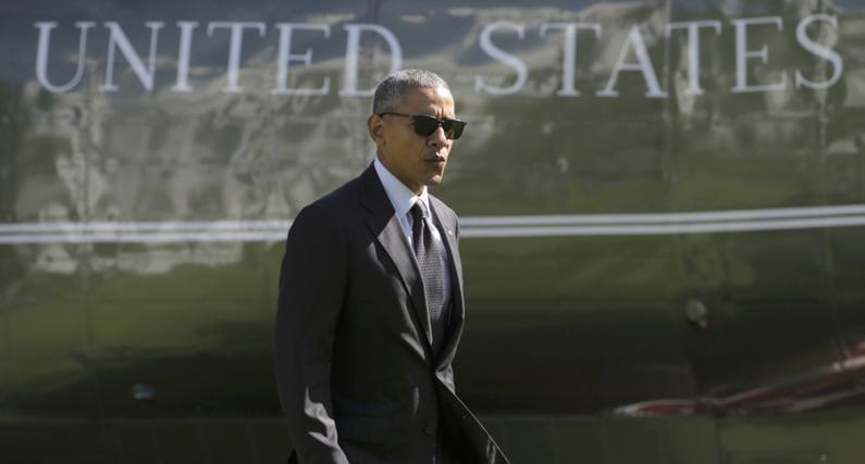 Il presidente Barack Obama