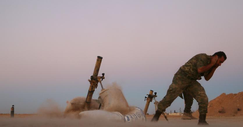 Ribelli siriani riconquistano Dabiq, roccaforte del gruppo Stato Islamico (Is).