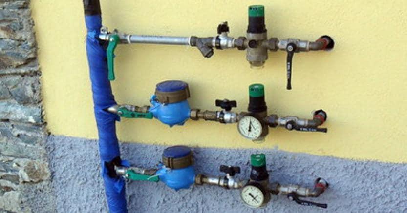 AVVISO PUBBLICO - protezione contatore idrico dal gelo