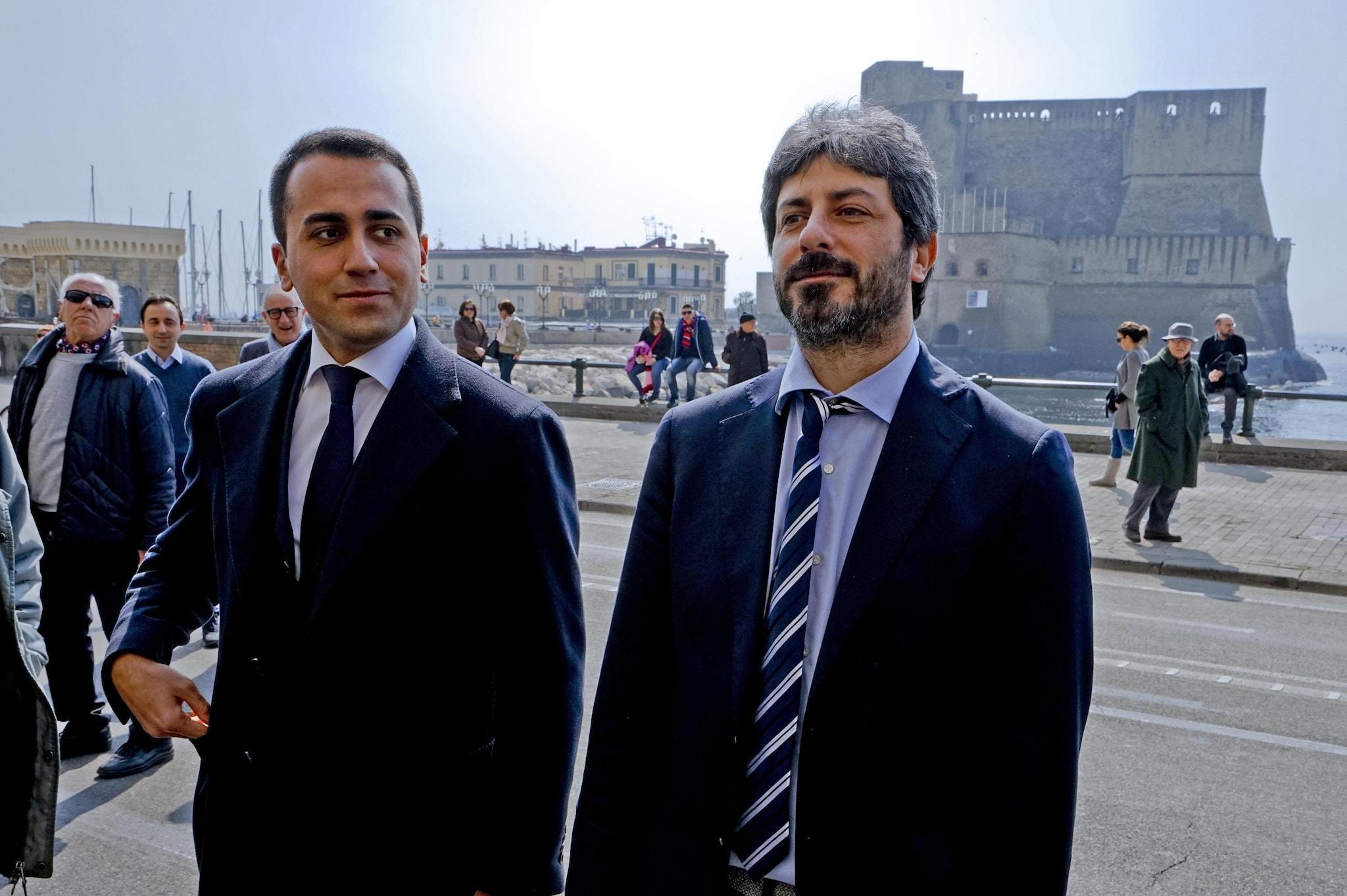"""Il blitz fallito contro Luigi Di Maio"""""""