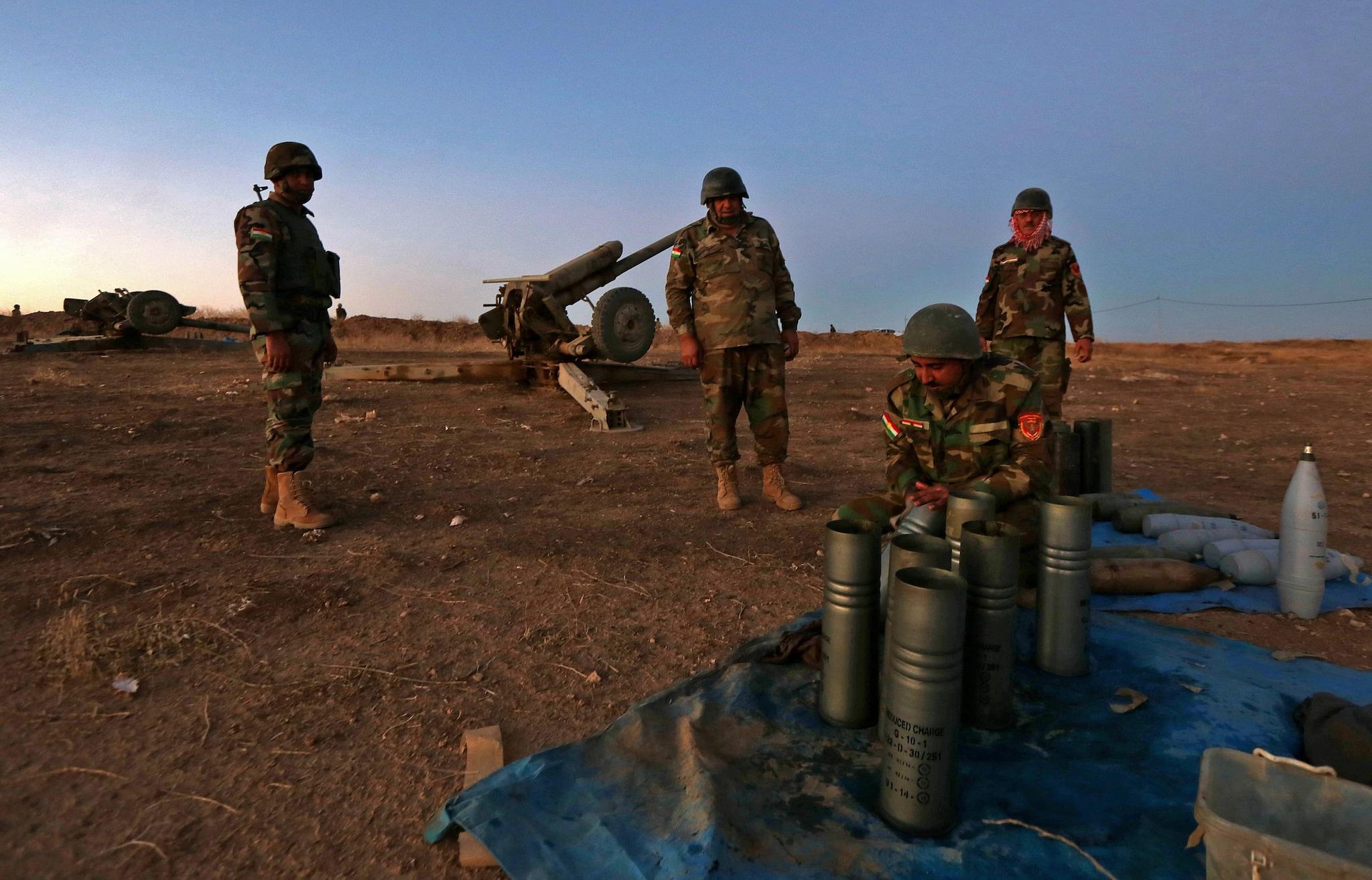 Iraq: Usa, offensiva Mosul decisiva per sconfiggere Isis
