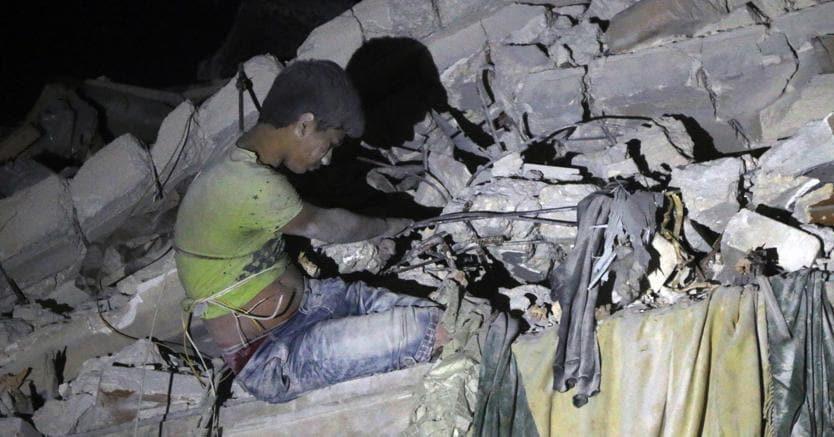 Siria: Mosca, 20 ottobre tregua per evacuare Aleppo