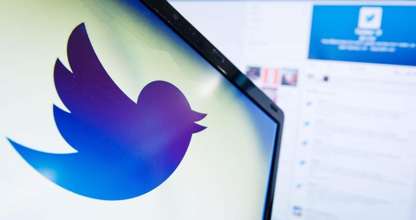 Twitter: azioni in calo del 20%