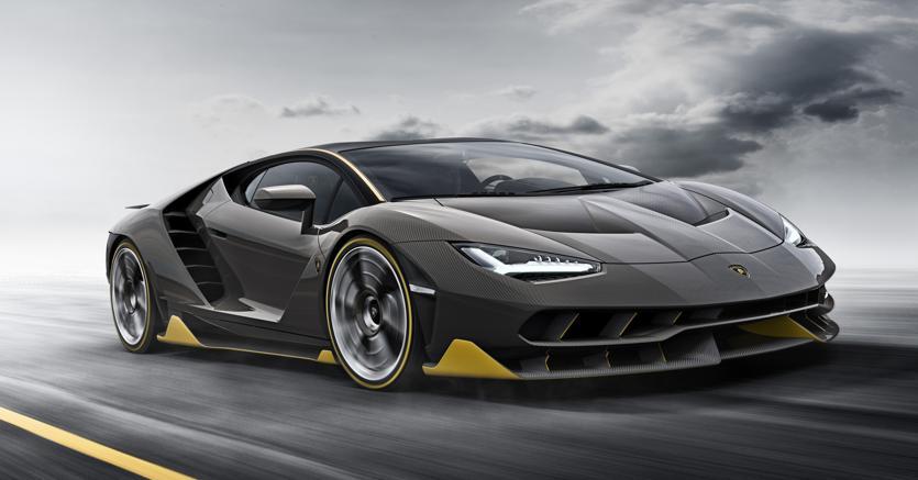 Lamborghini e il MIT insieme per l'automobile del futuro
