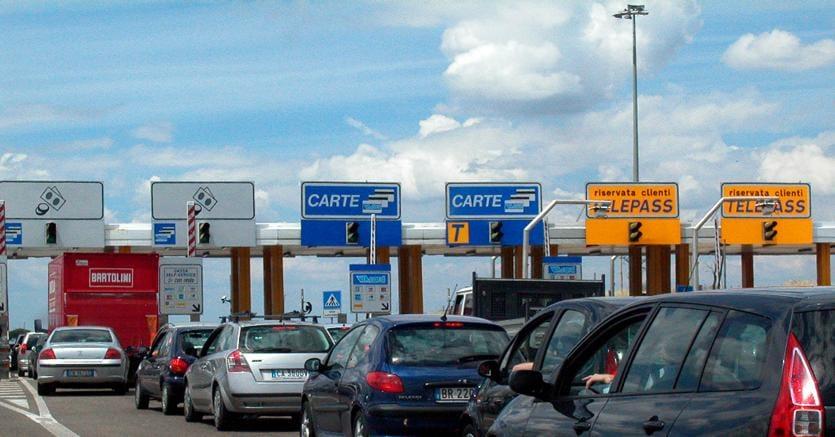 Atlantia: in primi 9 mesi traffico autostrade cresce del 3,5%