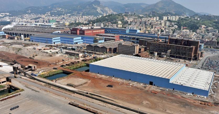 Ilva investe nello stabilimento di Genova Cornigliano - Il Sole 24 ORE