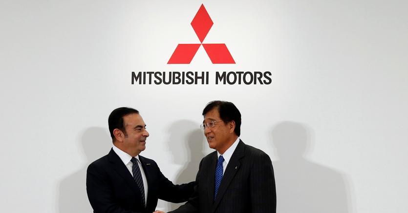 Nissan acquisisce il 34% di Mitsubishi, Carlos Ghosn sarà il presidente