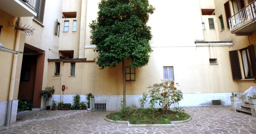 Condominio lecito aprire una porta nel muro comune il - Condominio lavori ...