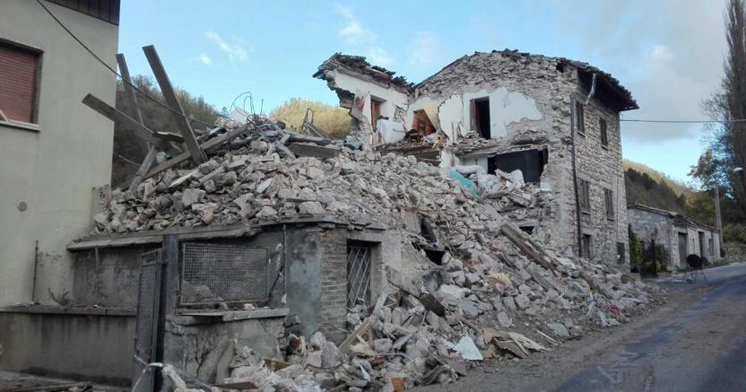 Risultati immagini per terremoto marche treia