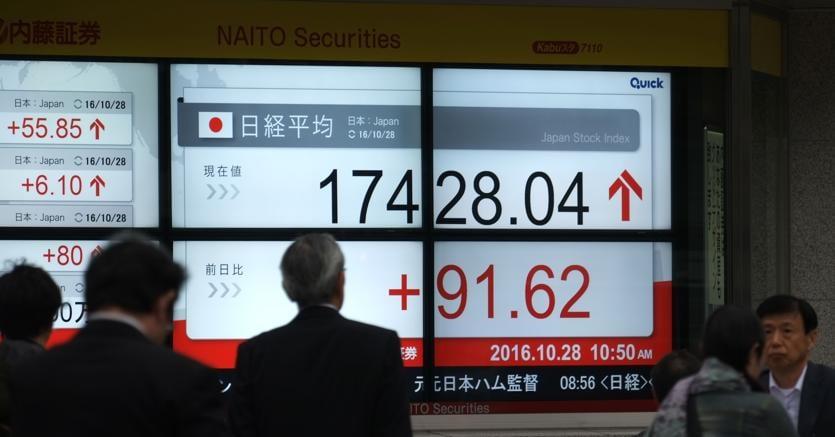 Giappone: a settembre inflazione in calo, -0,5% su anno