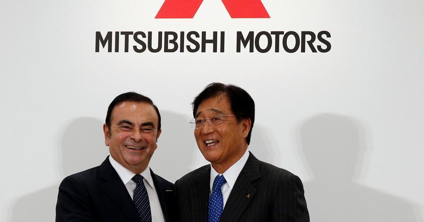 Nissan compra Mitsubishi, Ghosn diventerà il nuovo CEO