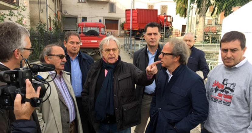 Indagini sul crollo del campanile di Camerino, Della Valle: