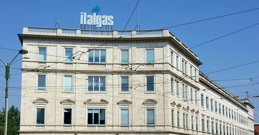 Italgas in rosso (-0,8%). Sale Snam (+2,5%)