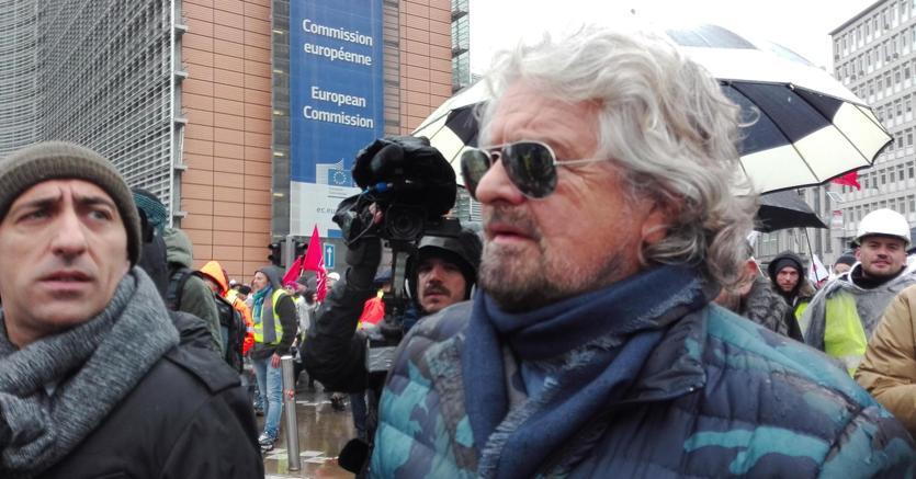 Beppe Grillo dice che il direttorio non c'è più