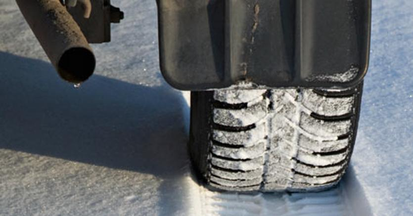 Dal 15 novembre obbligo di circolazione con catene o pneumatici da neve