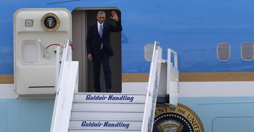 Ultimo viaggio in Grecia di Obama: