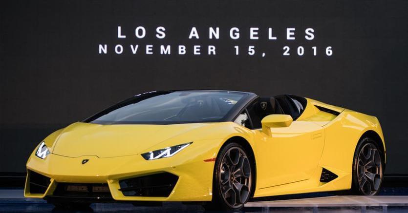 Lamborghini Huracàn RWD Spyder