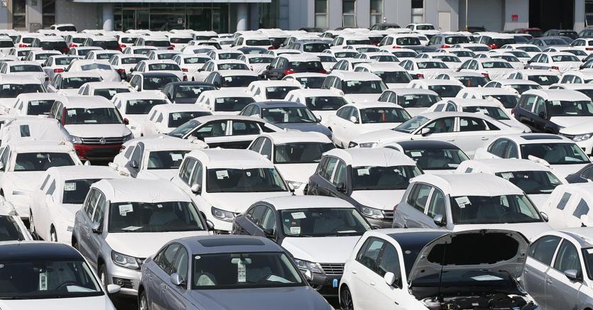 Auto, -0,3% vendite Europa a ottobre