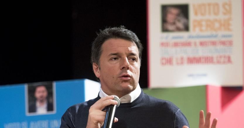 Referendum: Renzi, se va male non sarò della partita