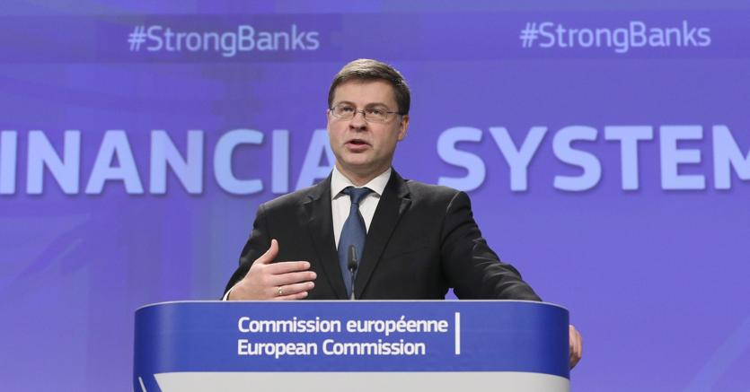 Valdis Dombrovskis (Epa)