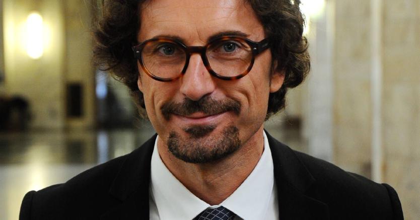Danilo Toninelli. (Fotogramma)