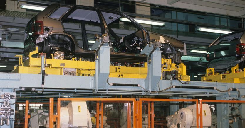 Alfa Romeo: in arrivo 1.800 assunzioni nello stabilimento di Cassino