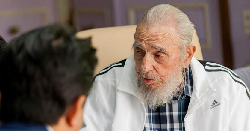 Il primo giorno senza Fidel Castro a Cuba