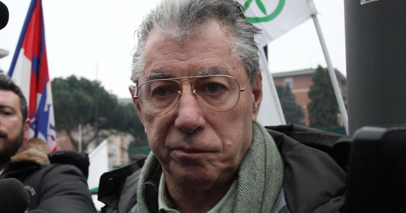 Umberto Bossi è stanco di Salvini