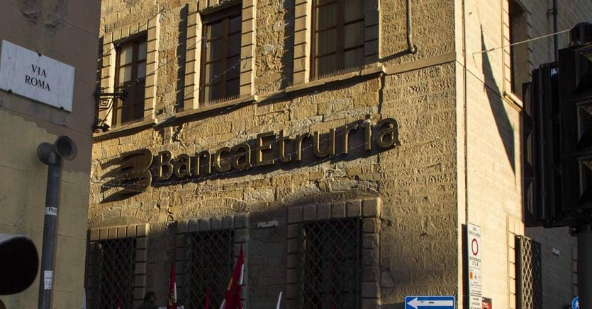 Banca Etruria: assolti Fornasari, Bronchi e Canestri
