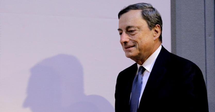 Mario Draghi (ANSA/CIRO DE LUCA)