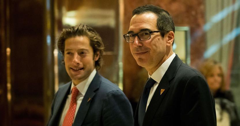 Trump. Media: ex banchiere verso Tesoro