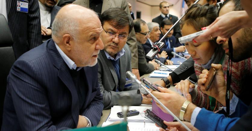 Il ministro del Petrolio iraniano Bijan Zanganeh (Reuters)