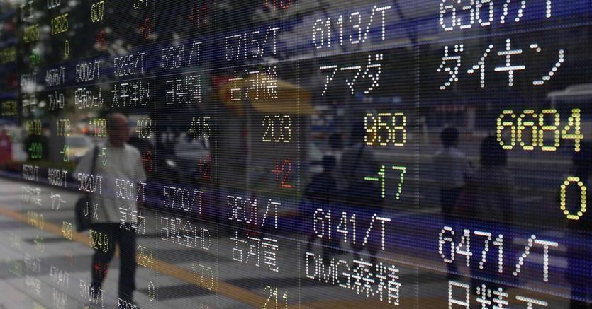8cc2ec6c5e Borsa di Tokyo in rialzo (+1,1%) su Opec e yen debole - Il Sole 24 ORE