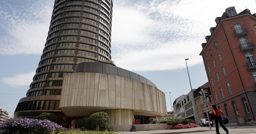 La sede della  Bank for International Settlements. (Afp)