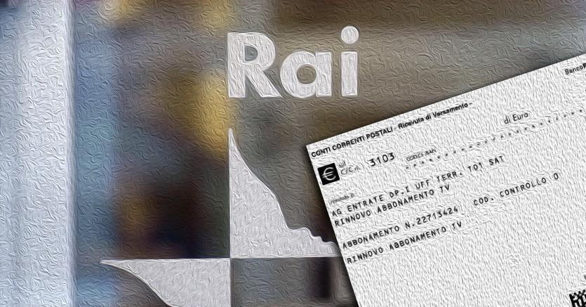 Canone Rai: al via le dichiarazioni per chi non possiede la Tv