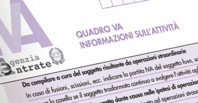 Iva verso l invio semestrale delle fatture il sole 24 ore for Aliquote iva in vigore