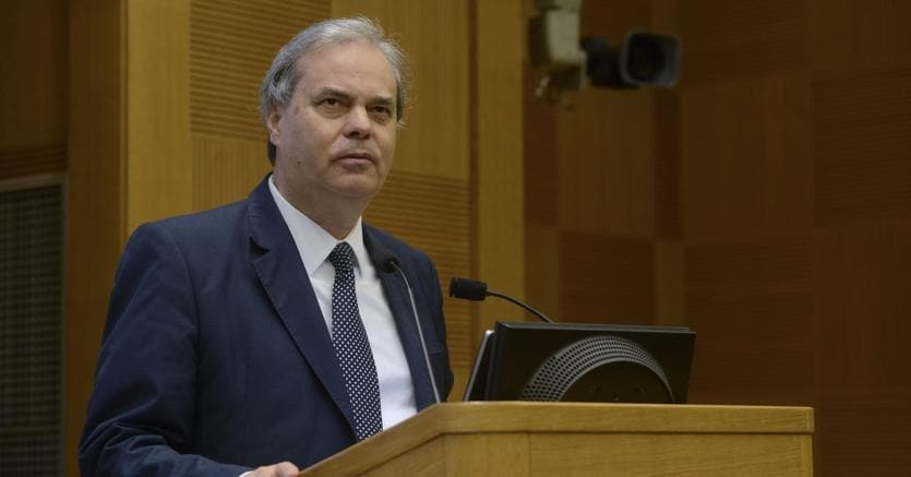 Achille Variati, presidente dell'Unione delle Province italiane (Imagoeconomica)