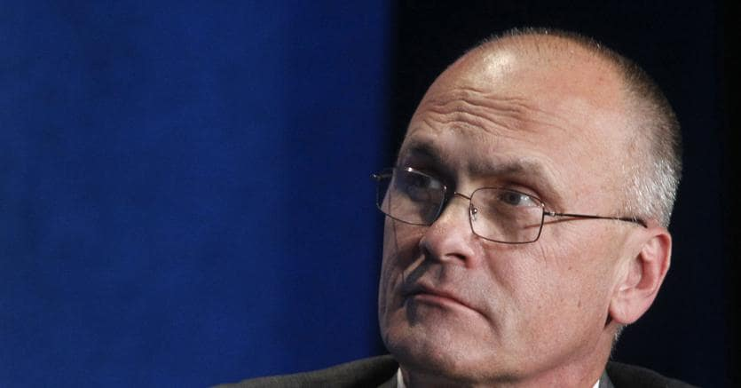 Andrew Puzder (REUTERS/Fred Prouser/File Photo)