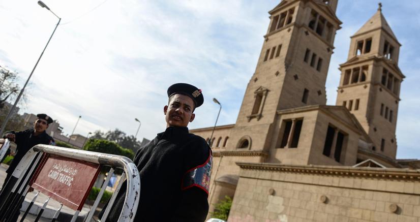 Egitto: attentato cattedrale copta al Cairo, salito a 25 bilancio delle vittime