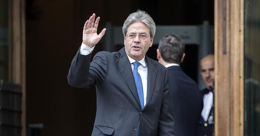 Paolo Gentiloni è il nuovo capo del governo
