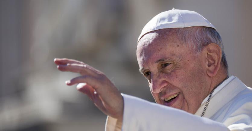 Il Papa riceve il