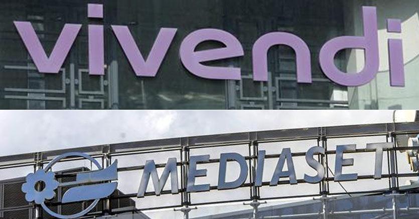 Agcom: Vivendi deve scendere in Mediaset o in Telecom