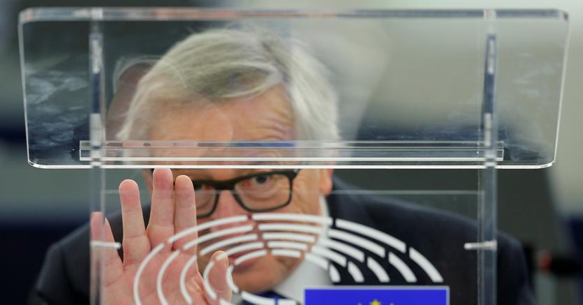Jean-Claude Juncker. REUTERS/Vincent Kessler