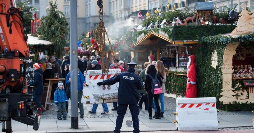 Attentato Berlino, italiana dispersa dopo strage: vive nella capitale tedesca