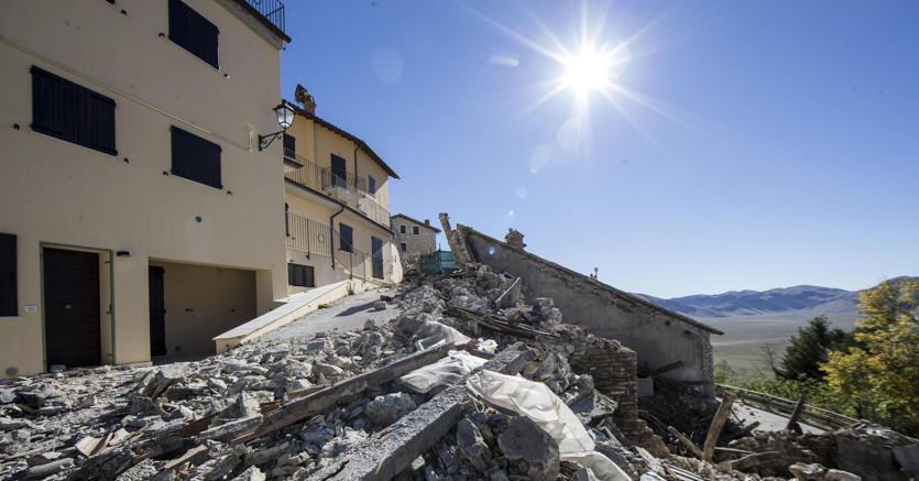 Terremoto gentiloni in abruzzo lavorare in fretta il for Lavorare in parlamento