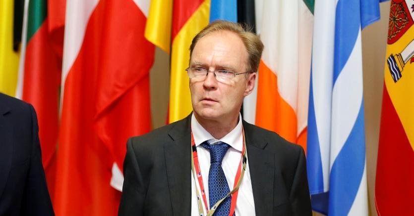 Si è dimesso l'ambasciatore britannico presso l'Unione europea