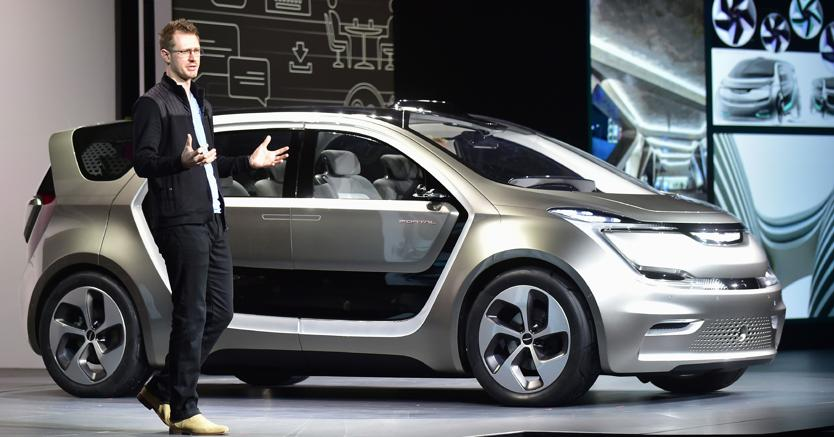 Chrysler Portal Concept: l'auto del futuro svelata al CES di Las