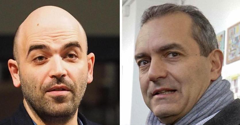 Napoli e camorra: è scontro tra De Magistris e Saviano